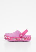 Crocs - Kids crocsfl hatchlings - purple