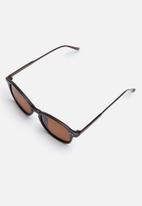 Superbalist - Peoples sunglasses - brown