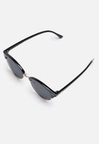 Superbalist - Cage sunglasses - black & gold