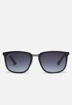 Ray-Ban - Ray-Ban gradient sunglasses 57mm - black