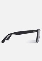 Ray-Ban - Ray-Ban blaze wayfarer sunglasses - black