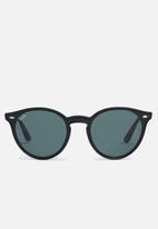 Ray-Ban - Ray-Ban clubmaster round  sunglasses 37mm - black