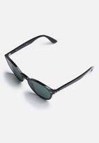 Ray-Ban - Ray-Ban clubmaster round  sunglasses 37mm - black