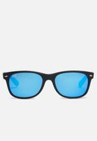 Ray-Ban - Ray-Ban new wayfarer - black & blue