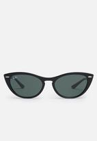 Ray-Ban - Ray-Ban 0RB4314N sunglasses - black & green