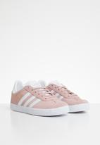 adidas Originals - Gazelle C adidas - pink & white