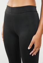 Superbalist - 2 Pack 7/8 legging - black & grey
