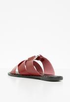 Superbalist - Rishi sandal - red