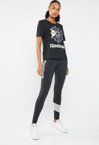 Reebok Classic - Classic legging - black