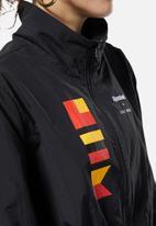 Reebok Classic - Gigi Hadid x Reebok track jacket - black