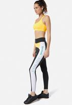 Reebok Classic - Gigi Hadid x Reebok legging - black & white