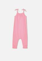 Cotton On - Primrose jumpsuit - pink