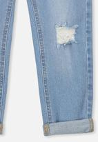 Cotton On - Indie slouch jean - blue