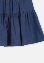 Cotton On - Cilla skirt - blue