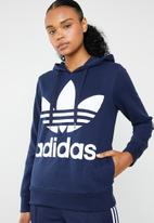 adidas Originals - Adicolour hoodie - blue