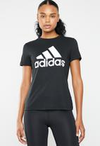 adidas - Mh bos training tee - black