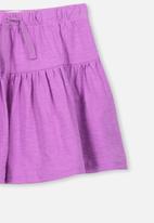 Cotton On - Cilla skirt - purple