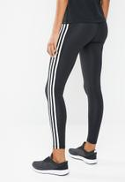 adidas - 3 Stripes training tights - black