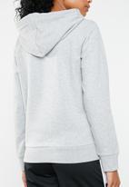 adidas Originals - Adicolour hoodie - grey