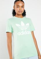 adidas Originals - Adicolour classic tee - green