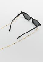 Unknown Eyewear - Ballin sunglasses chain - gold