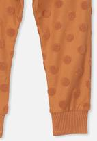 Cotton On - Kleo track-pant - orange