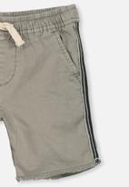Cotton On - Rocco short - khaki