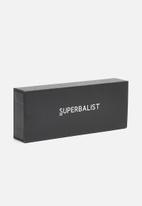 Superbalist - Alan chain strap watch - gold & blue