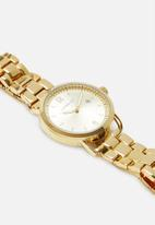Superbalist - Noah chain strap watch - gold