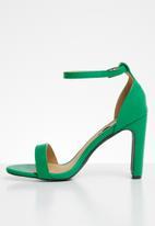 Madison® - Kirsta heel - green