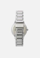 Superbalist - Alan chain strap watch - silver