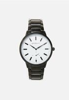 Superbalist - Alan chain strap watch - black