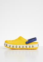 Crocs - Kids Minions crocs - yellow