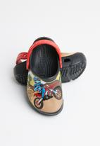 Crocs - Kids crocs fun lab motorsport clog - multi