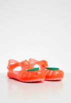 Crocs - Kids crocs Isabella charm sandal - orange
