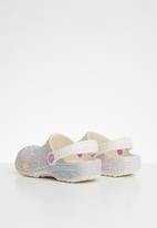 Crocs - Kids classic glitter clog - multi