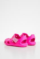 Crocs - Kids swift water wave shoe - pink