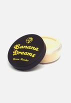 W7 Cosmetics - Banana dreams setting powder