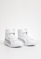 PUMA - Vikky mid sneaker - white