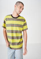 Cotton On - Stripe Dylan tee - multi