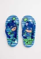 Character Fashion - Pj masks flip flops - blue