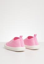 POP CANDY - Canvas slip on - pink