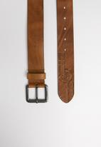 Diesel  - B base belt - brown