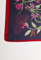 Superbalist - Breanna floral scarf - multi