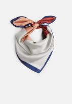 Superbalist - Printed neckerchief - multi