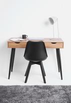 Sixth Floor - Neptune desk - natural