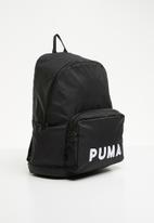 PUMA - Originals backpack trend - black