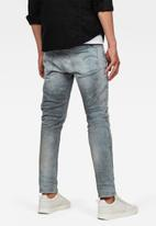 G-Star RAW - 3301 slim fit Wess grey superstretch jeans - grey