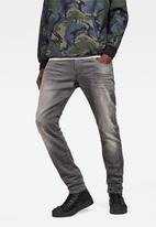 G-Star RAW - Revend Super Slim -Slander grey r superstretch