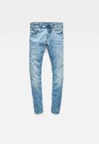 G-Star RAW - Revend skinny jeans - blue